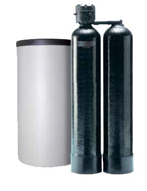 Descalcificador resina Ionfilter Kinetico Mód.2060S