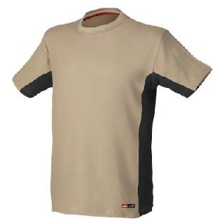 Camiseta Starter Stretch Negro/Beige