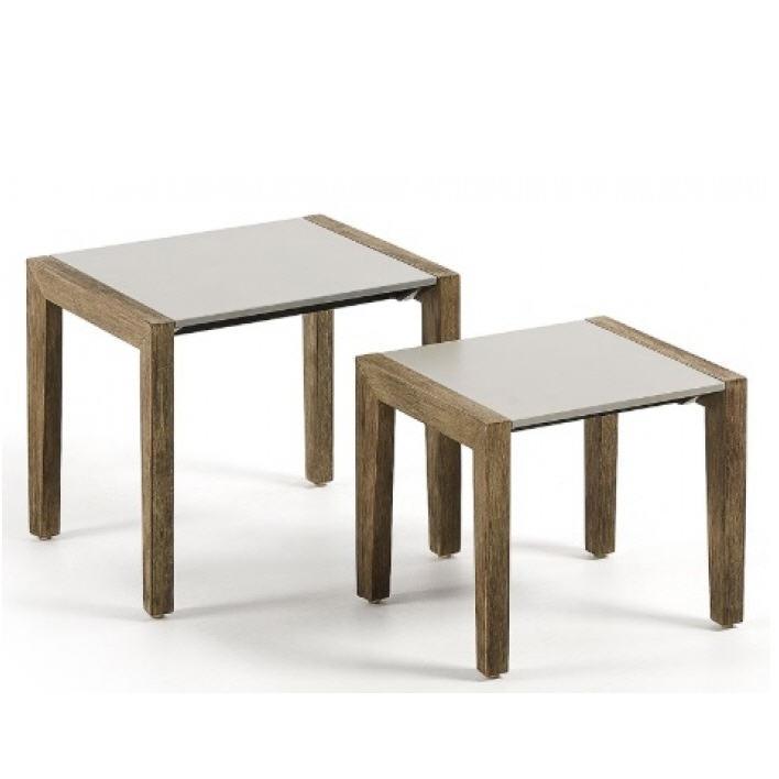 Set de 2 mesas Colección Climby